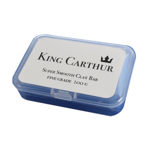 Rengjøringsleire King Carthur Super Smooth Clay Bar, 100 g