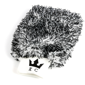 Vaskehanske King Carthur Premium Microfiber Wash Mitt