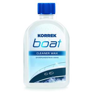 Puhdistava venevaha Korrek Boat Cleaner Wax, 350 ml