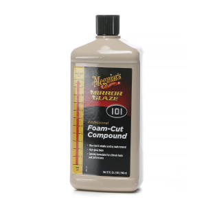 Polermedel Meguiars Foam Cut Compound M101, Grovrubbing, 946 ml