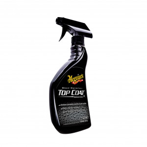Quick Detailer Meguiars Deep Crystal Top Coat, 710 ml