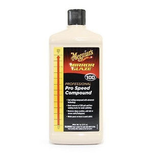 Polermedel Meguiars Pro Speed Compound M100, Grovrubbing, 946 ml