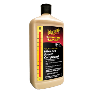 Kiillotusaine Meguiars #110 Ultra Pro Speed Compound, 945 ml