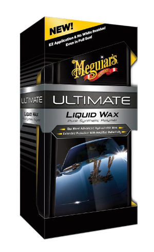 Bilvoks Meguiars Ultimate Liquid Wax, 473 ml