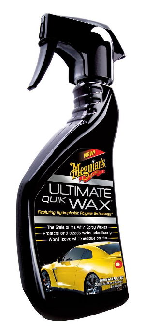 Sprayvoks Meguiars Ultimate Quik Wax, 450 ml