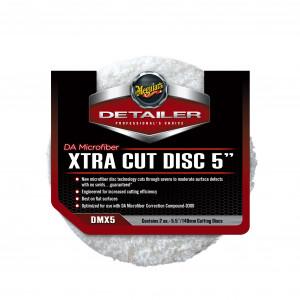 Mikrokuitulaikka Meguiars DA Xtra Cutting Pads 5,5