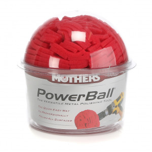 Kiillotuspallo Mothers Powerball 140 mm