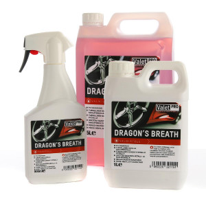 Raudanpoistoaine ValetPRO Dragons Breath