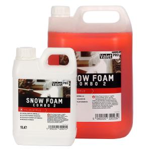 Lösningsmedel ValetPRO Snow Foam Combo2