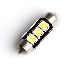 Spollampa 3 LED (36 mm), 160 lm (2st)