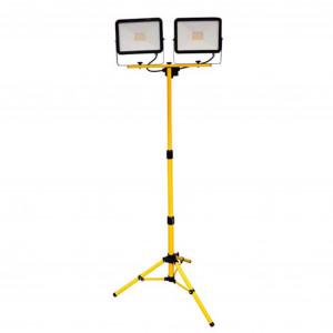 LED-strålkastare 230V, 2 x 50W