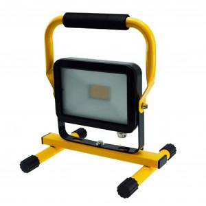 LED-arbetsbelysning 230V, 20W, med ställning