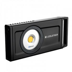 Ladattava työvalo LED Lenser iF8R, 4500 lm