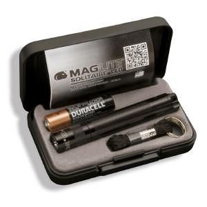 Taskulamppu Maglite Solitaire LED, 37 lm - lahjapakkaus
