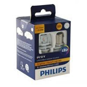 LED-konvertering PHILIPS BAU15S (PY21), X-tremeUltinon +200%