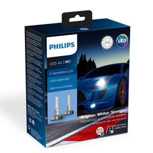 LED-konvertering PHILIPS X-TremeUltinon +200%, H1