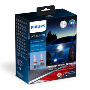 LED-konvertering PHILIPS X-TremeUltinon +200%, H11