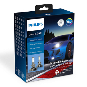LED-pære Philips X-TremeUltinon gen2 +250%, H7