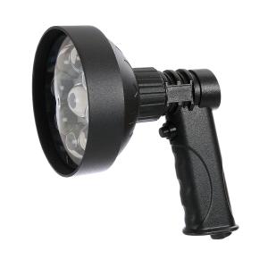 LED-sökljus Purelux 120, 27W / Spotljuskägla