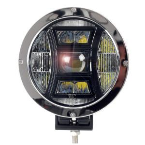 LED-Extraljus Purelux Road 970 - Runda / 23 cm / 70W