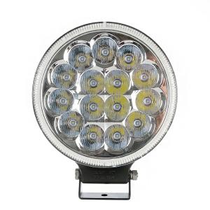 LED-Extraljus Purelux Road 745 - Runda / 18 cm / 45W