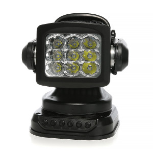 Fjärrstyrt LED-sökljus Purelux RC360 Flood, 90W