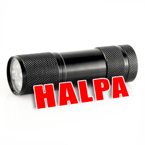 Taskulamppu Thicket 9 LED