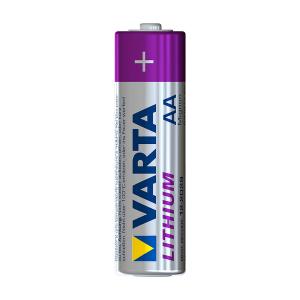 AA-batteri VARTA Lithium, 4 st