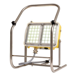 Atex LED Arbetsbelysning Wolf Safety WF-300, 3300 lm