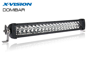 LED-ljusramp X-Vision Domibar - Rak / 57 cm / 120W