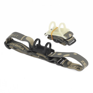 Pannband Zebralight H600