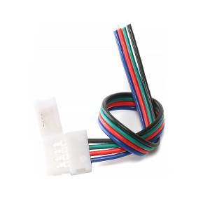 Skarvkabel för RGB LED-slinga