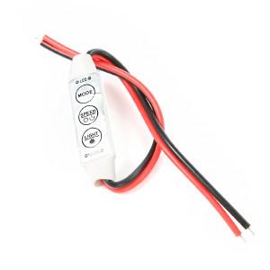 Sladd-kontrollenhet LED-slinga 12-24V, 9A, utan kontakt