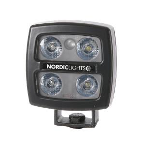 Työvalo Nordic Spica LED N2401 24W, Leveä