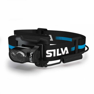 Pannlampa Silva Cross Trail 5X, 500 lm