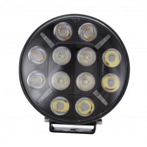 LED-extraljus Strands Sigma - Runda / 18 cm / 60W