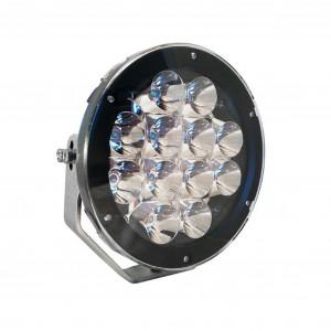 LED-Extraljus Viklight Oden - Runda / 22 cm / 120W