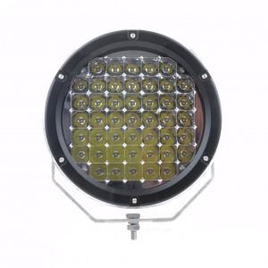 LED-Extraljus Viklight Oden - Runda / 22 cm / 225W