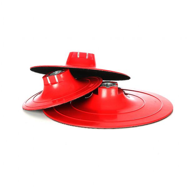 Festeplate Flexipads M14 Hard, rød
