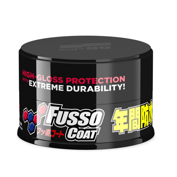 Bilvoks Soft99 Fusso Coat Black (2.0), 200g
