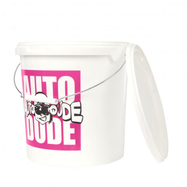 Tvätthink AUTODUDE 10,8 liter (inkl. lock)