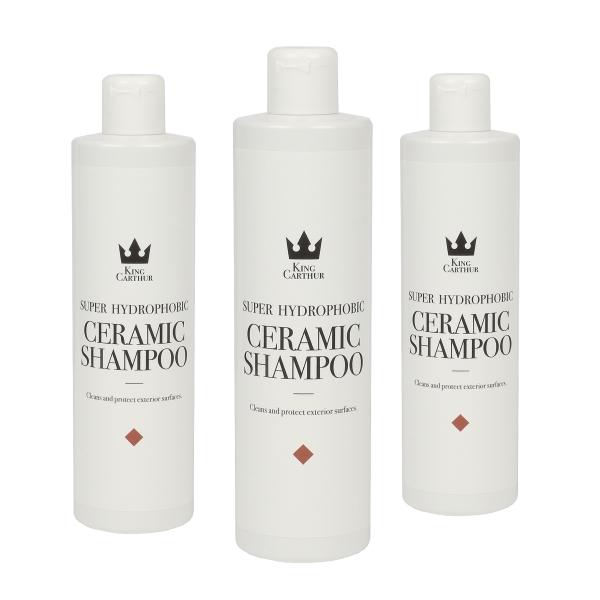 "Autoshampoo King Carthur ""KC"" Ceramic"