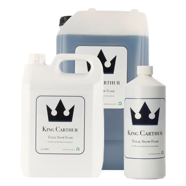 Forvask King Carthur Total Snow Foam