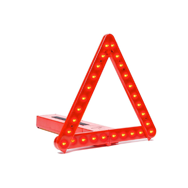LED-Varsellys Briteangle Warning Triangle