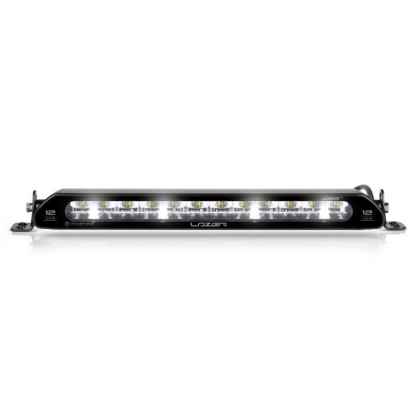 Lisävalo Lazer Linear 12 Elite Parkkivalolla - Suora / 37 cm / 72W / Ref. 37.5