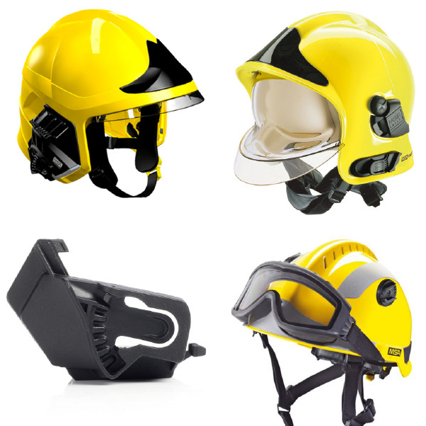 LUMONITEⓇ Fire helmet mount - Gallet
