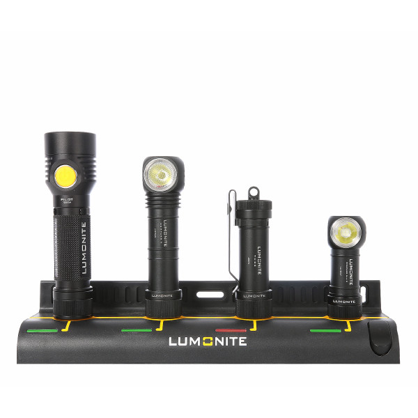 LUMONITEⓇ Charging Station - 4Slot