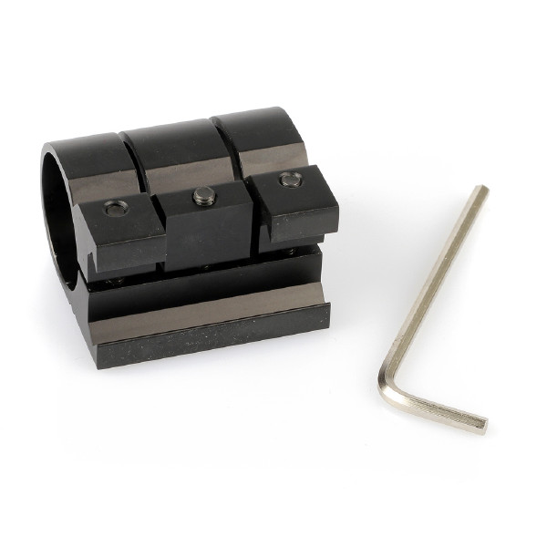 Fäste för vapenskena, 25 mm