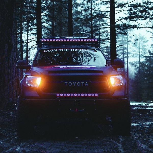 "Työvalo Rigid Industries Adapt 30"" - Suora / 83 cm / 248W"