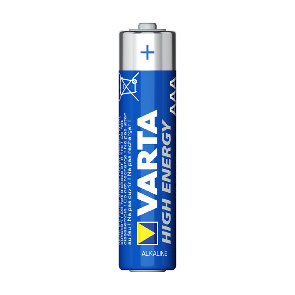 AAA-paristo VARTA High Energy